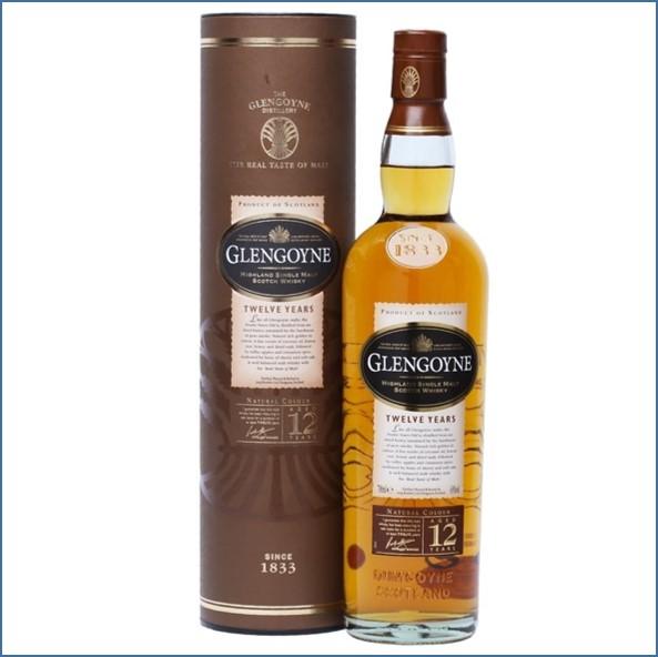 Glengoyne 12 Year Old  Old Bottling 70 43%