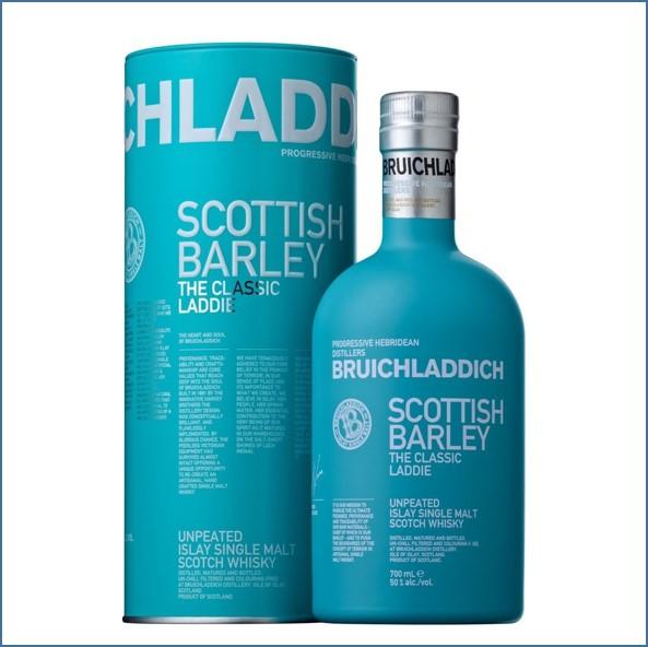 布萊迪收購 Bruichladdich The Classic Laddie Scottish Barley 70cl 50%