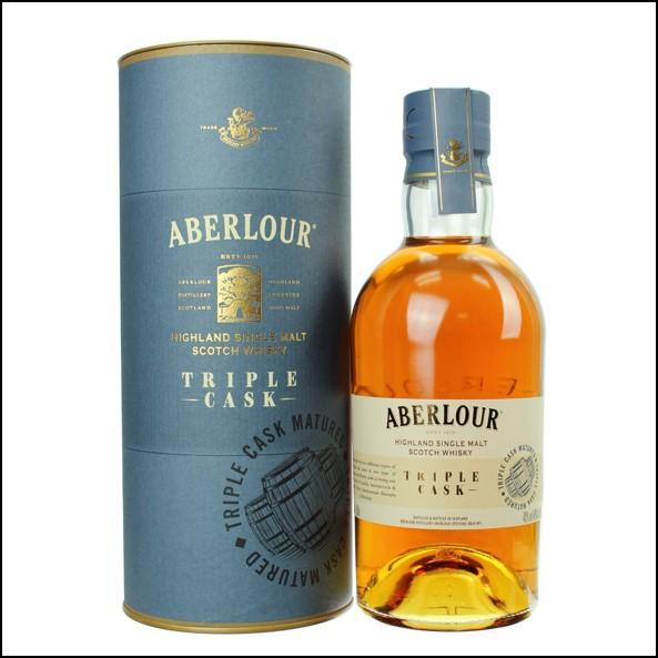 Aberlour Triple Cask Single Malt 70cl 40% 收購亞伯樂 Triple Cask