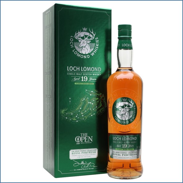 Loch Lomond 19 Year Old Portrush Open Course Collection 70cl 50.3%