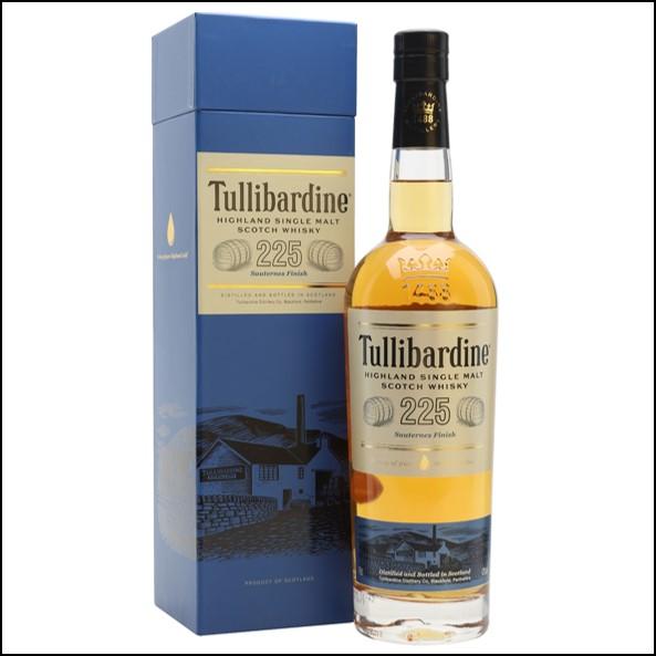 Tullibardine 225 Sauternes Finish 70cl 43%