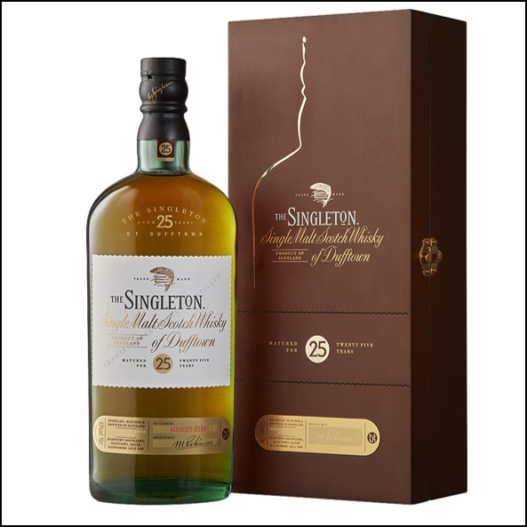 The Singleton of Dufftown 25-year-old 70cl 43% 蘇格登25年收購