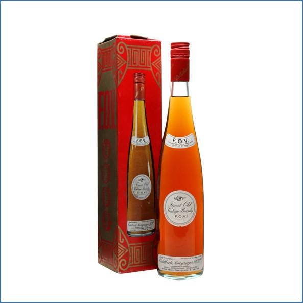 收購FOV 長頸 Denis Mounie F.O.V. Cognac