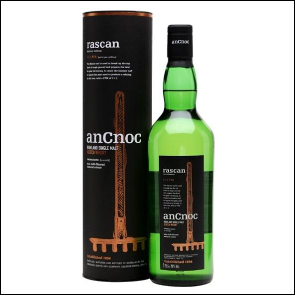 AnCnoc Rascan  70cl 46%
