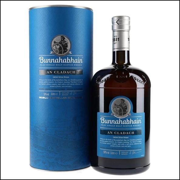 Bunnahabhain An Cladach 100cl 50%