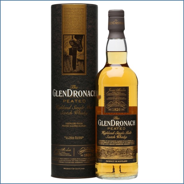 The Glendronach Peated 70cl 46%