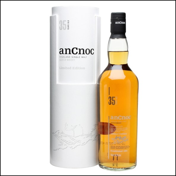 ANCNOC 35 YEAR OLD  70cl 44.3%