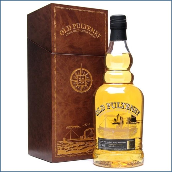 Old Pulteney 30 Year Old 70cl 44%