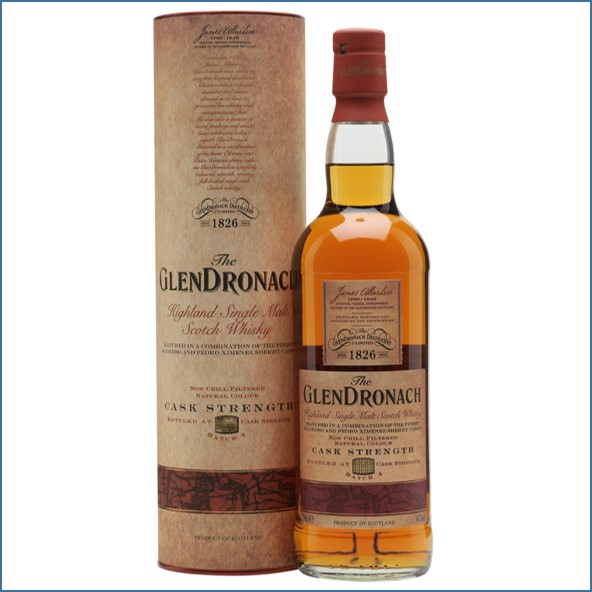 Glendronach Cask Strength Batch 4 70cl 54.7%