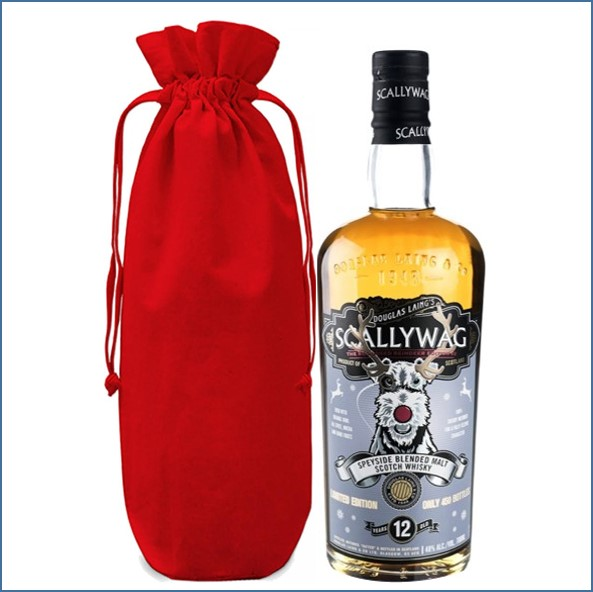 Scallywag 12 Year Old - Red Nosed Reindeer Edition #1 2016 70cl 48%