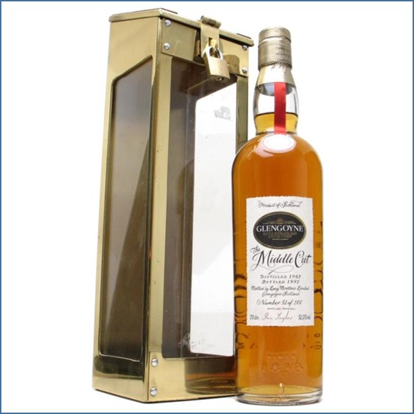Glengoyne Middle Cut 1967 30 Year Old 70cl 52.5%