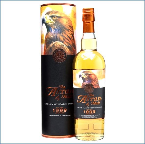 圖Arran 1999 Icons Of Arran 4 The Golden Eagle  70cl 46%