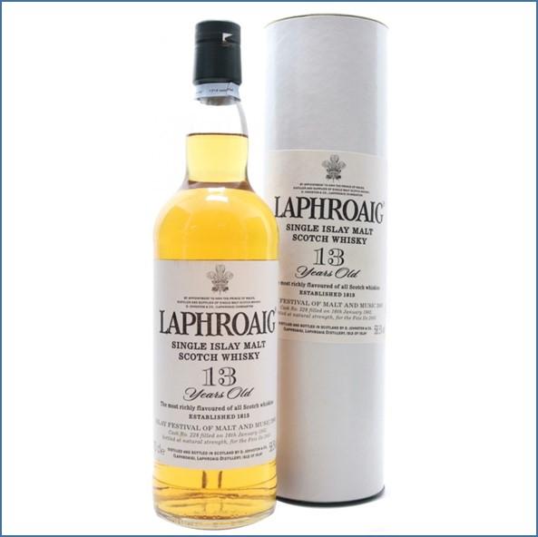 Laphroaig 1992 Single Cask 13 Year Old #228  Feis Ile 2005 70cl 58.5%
