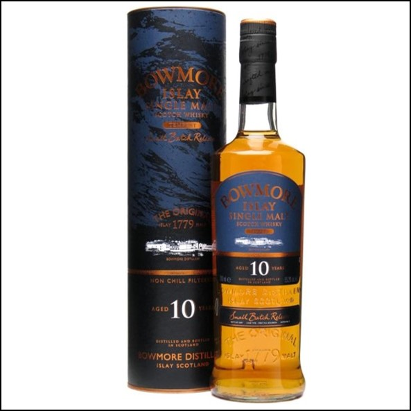 Bowmore Tempest 10 Year Old  Batch 1 70cl 55.3%