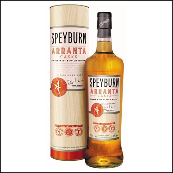 Speyburn Arranta Casks 70cl 46%