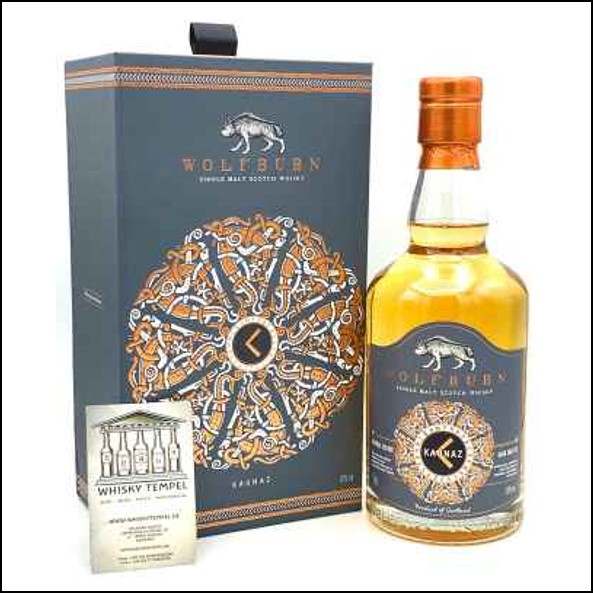 Wolfburn Kylver Series Release 6 6 years old 2014-2020 Highland Single Malt Scotch Whisky 70cl 50%