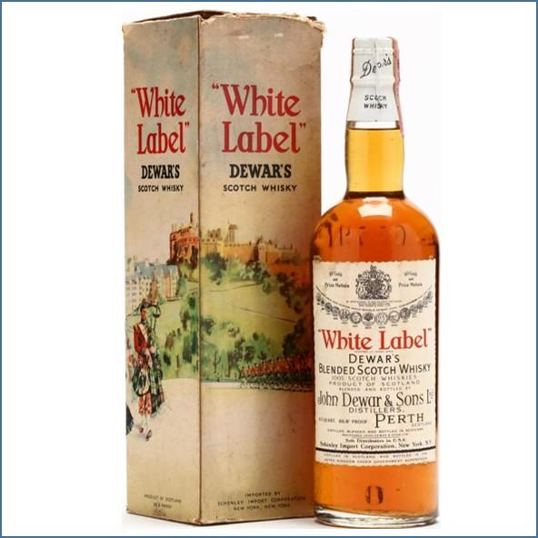 Dewar's Spring Cap Bot.1950s Blended Scotch Whisky 75cl 40%