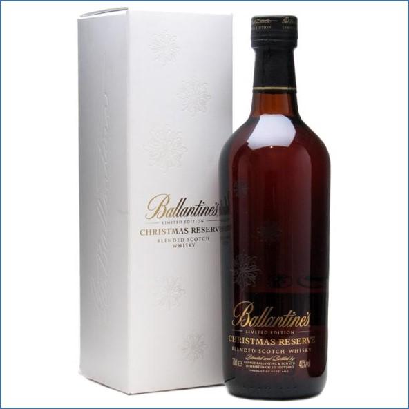 Ballantine's Christmas Reserve Blended Scotch Whisky 70cl 40%
