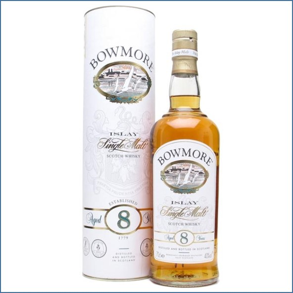 Bowmore 8 Year Old 70cl 40%