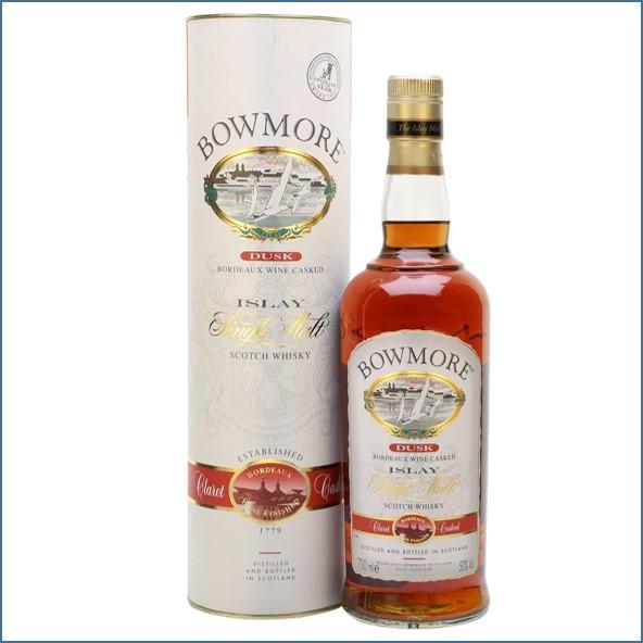 Bowmore Dusk Bordeaux Wine Cask Finish 70cl 50%