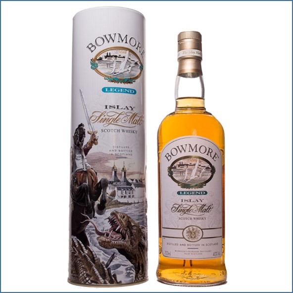 Bowmore Legend of the Fact and Folklore 70cl 40%