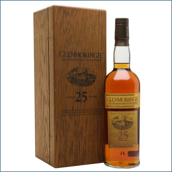 Glenmorangie 25 Year Old 70cl 43%