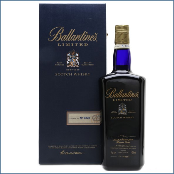 Ballantines Limited Edition 70cl 43%