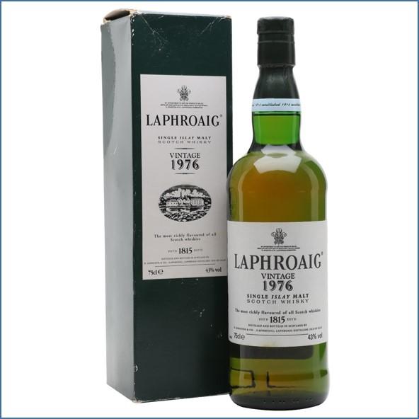 Laphroaig 1976 75cl 43%