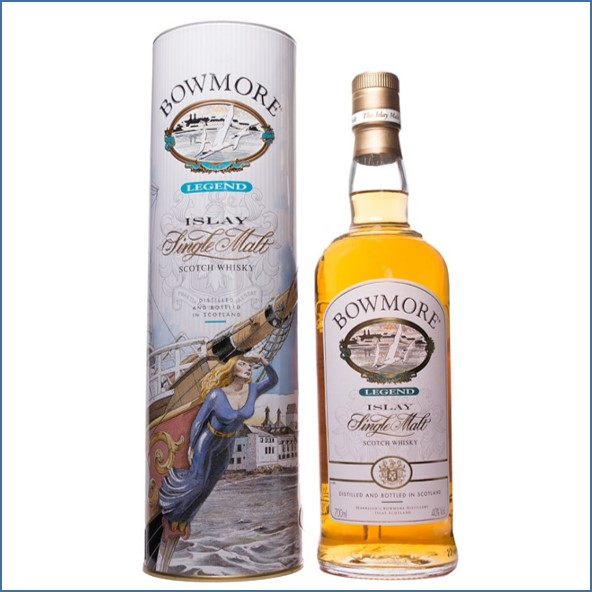 Bowmore Legend of the Fiddler 70cl 40%
