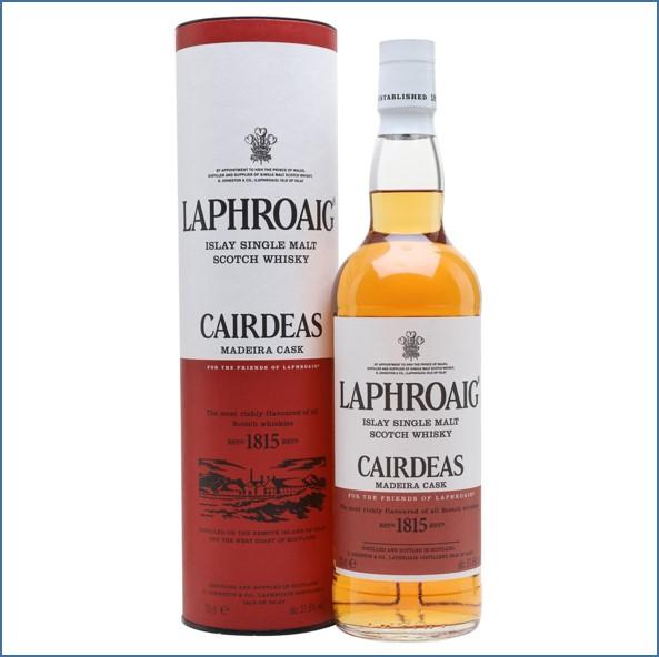 拉佛格收購 Laphroaig Cairdeas 2016 Madeira Cask 70cl 51.6%
