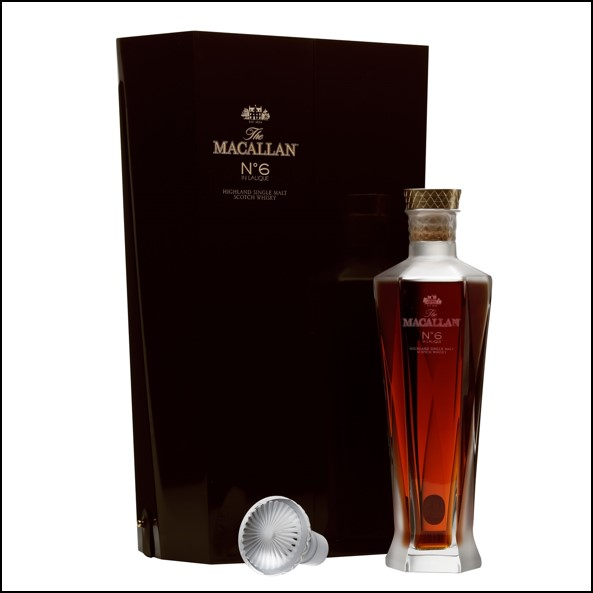 收購麥卡倫/Macallan Macallan No.6 Decanter 70cl 43%