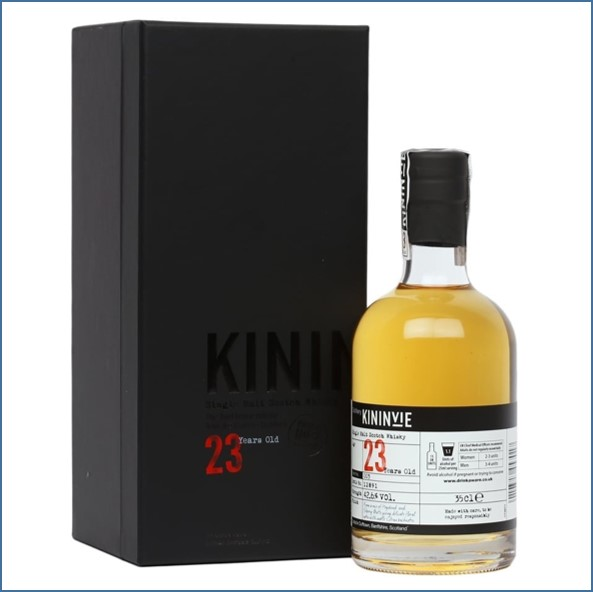 Kininvie 23 Year Old - Batch No.3 35cl 42.6%