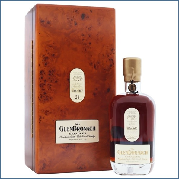 Glendronach Grandeur 24 Year Old Batch 9 70cl 48.7%