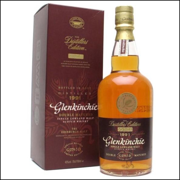 Glenkinchie 1991 Distillers Edition 2005 70cl 43%