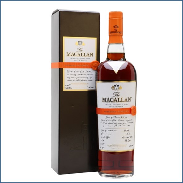 Macallan 1997 13 Year Old Easter Elchies 2010 70cl 52.3%