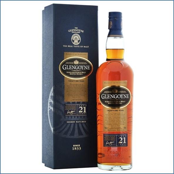 Glengoyne 21 Year Old - Old Bottling 70cl 43%