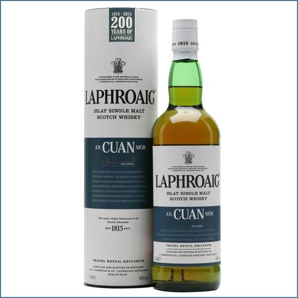 收購拉弗格 Laphroaig An Cuan Mor 200th Anniversary 70cl 48%