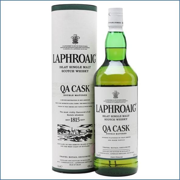 收購拉弗格Laphroaig QA Cask 100cl 40%