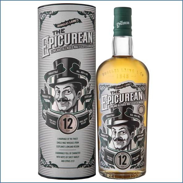 The Epicurean 12 Year Old 70cl 46%3