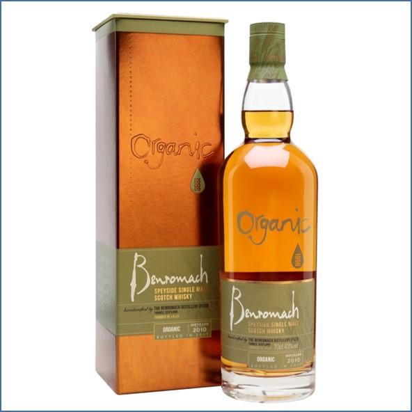 Benromach 2010  Organic Bot.2017 70cl 43%