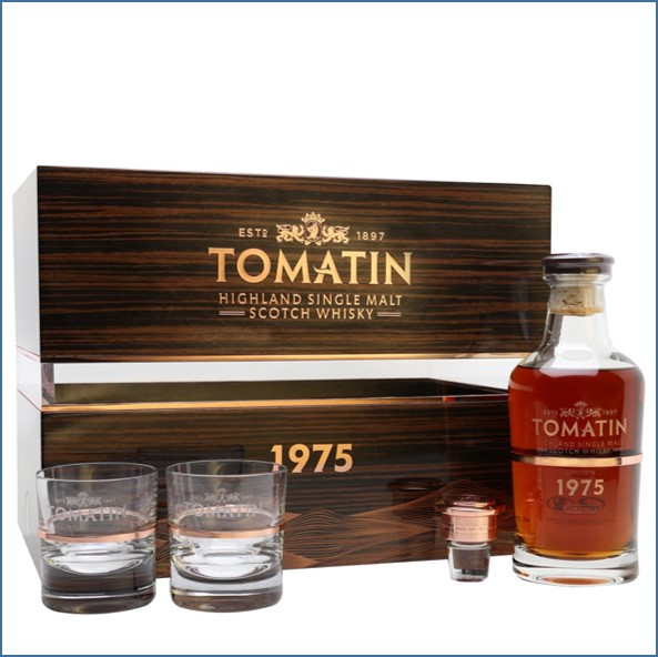Tomatin 1975 43 Year Old Warehouse 6 Collection 70cl 46.5%