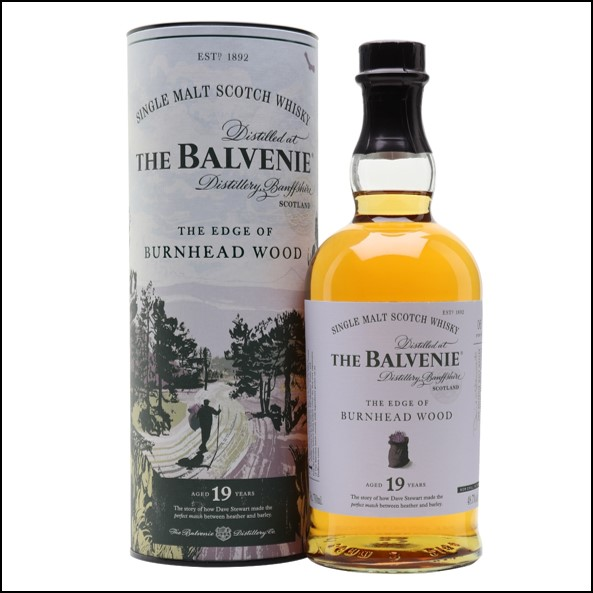 Balvenie The Edge of Burnhead Wood 19 Year Old Stories 70cl 48.7%