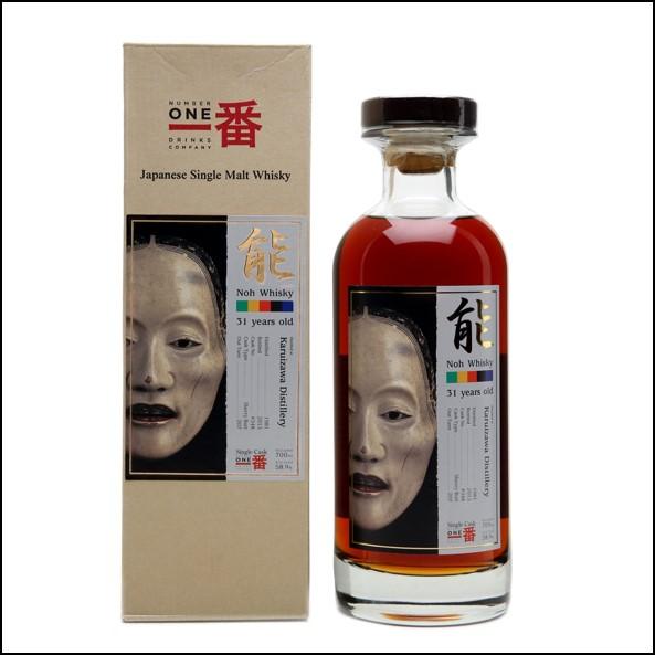 輕井澤威士忌 能  31年