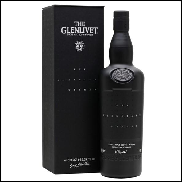 GLENLIVET CIPHER 70cl 48%