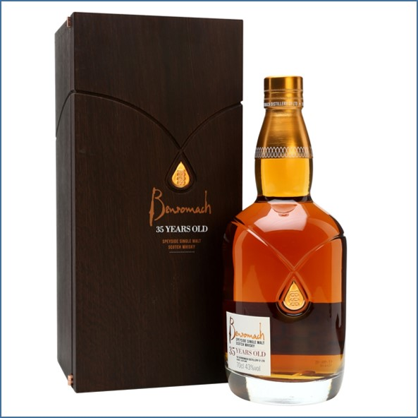 Benromach 35 Year Old 70cl 43%