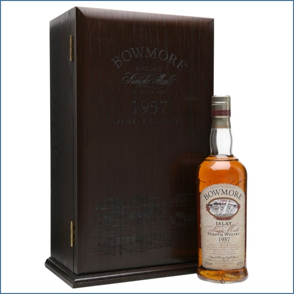 Bowmore 38 Year Old 1957 70cl 40.1%