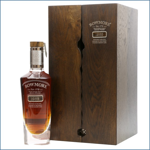 Bowmore 52 Years Old 1965 70cl 42%