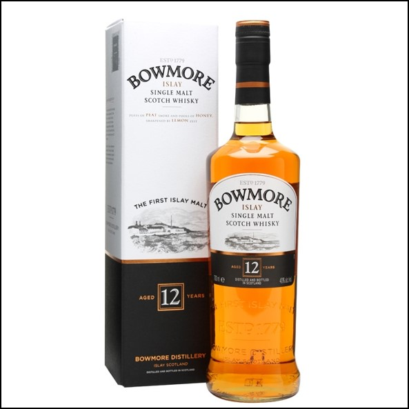 Bowmore 12 Year Old 70cl 40%