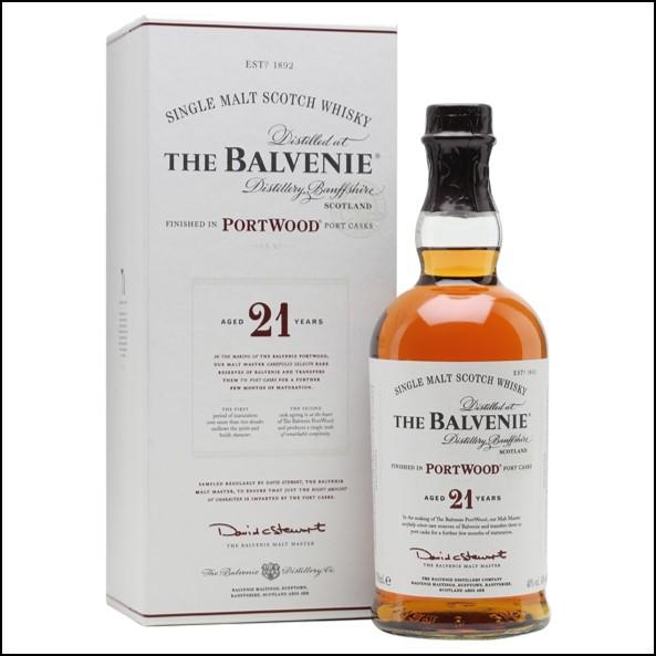 Balvenie 21 Year Old Port Wood 70cl 40%