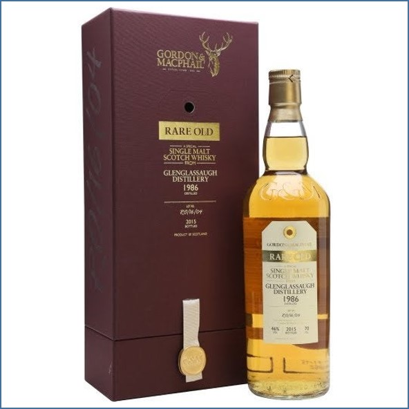 Glenglassaugh 1986-2015 Highland Single Malt Scotch Whisky Gordon & MacPhail 70cl 46%